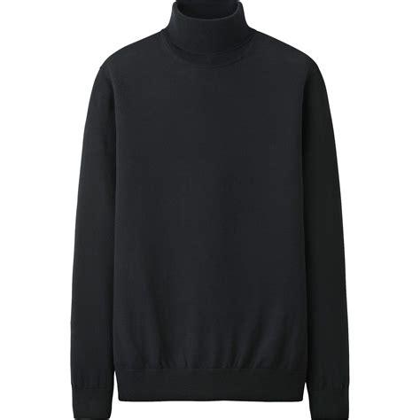 Uniqlo Sweatshirt Vintage Sweater 1 uniqlo merino polo neck sweater in black for lyst