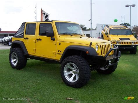 yellow jeep wrangler unlimited 2008 detonator yellow jeep wrangler unlimited x 4x4