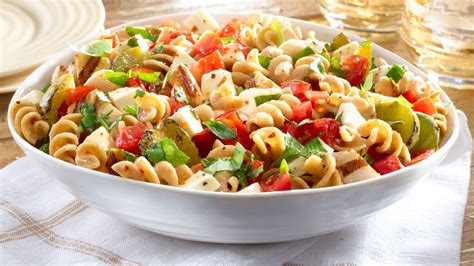 chicken pasta salad recipe robusto italian dressing seasoning mix wish bone 174
