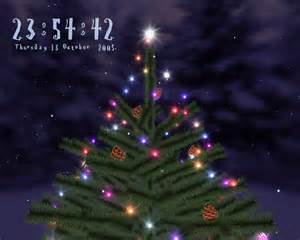free download 3d christmas tree screensaver screen saver