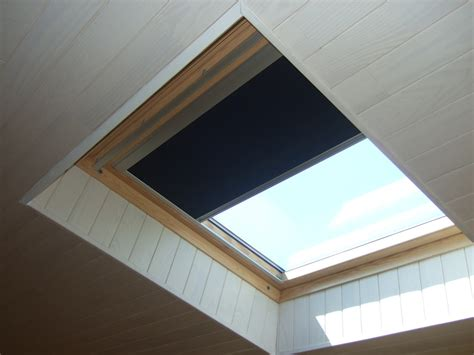 Rideau Occultant Velux by Store Occultant Velux
