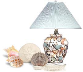 Nautical gifts shells lighthouses home decor