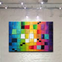 Vorlagen Moderne Kunst Acrylmalerei Outsider Gem 228 Lde Abstrakt Bild Kunst Malerei Ein Designerst 252 Ck Acryliks Bei
