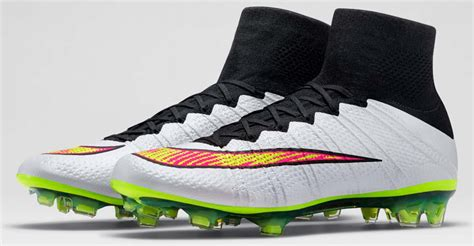sock boots nike superfly white nike mercurial superfly boot released footy headlines