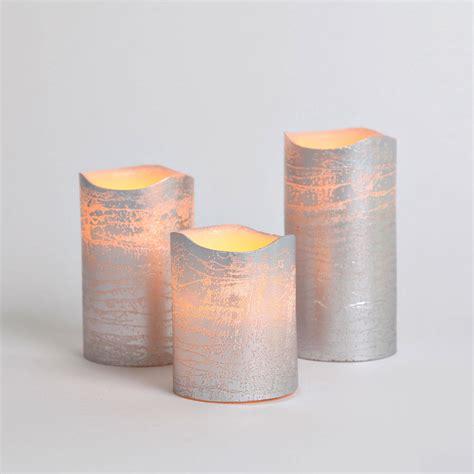 Lights Com Flameless Candles Pillar Candles Pillar Candle Light String