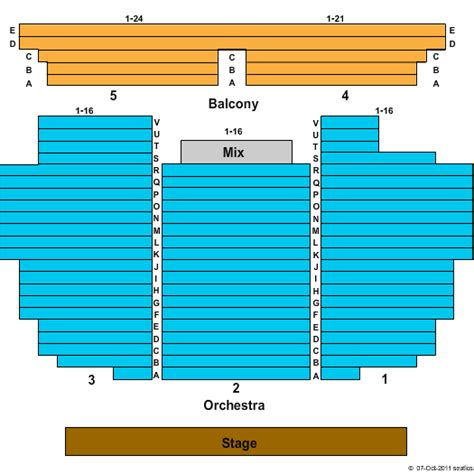 rock live orlando balcony seating chart concert venues in orlando fl concertfix