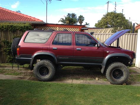 Toyota Surf Wreckers Wrecking Hilux Surf Car Parts Qld Brisbane 2253765