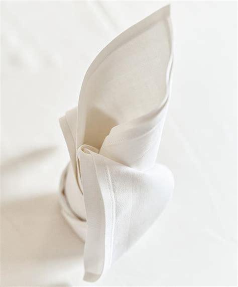 servietten festlich falten den tisch eindecken stilvoll und festlich sch 214 ner wohnen