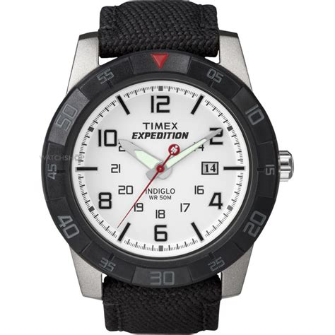 Timex Rugged Expedition by Timex Expedition Rugged Cer Gents T49863