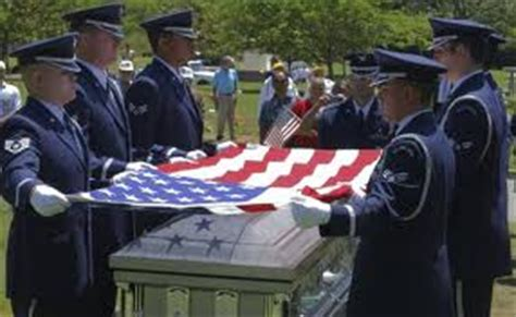 meaning of a flag draped coffin friday footnotes raise your banner