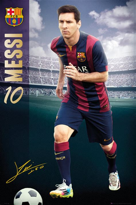 Special For Loyal Ft Readers Save 10 The Fab Selection At Azalea But Act Fast As The Offer Ends Sunday At Midnight 1112 Fashiontribes Fashion fc barcelona messi 14 15 poster sold at europosters