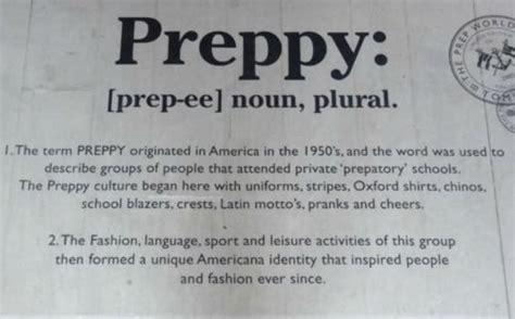 preppy definition 25 best ideas about preppy handbook on pinterest