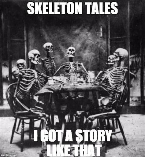 skeletons imgflip