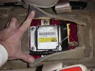 bag diaper images air bag module