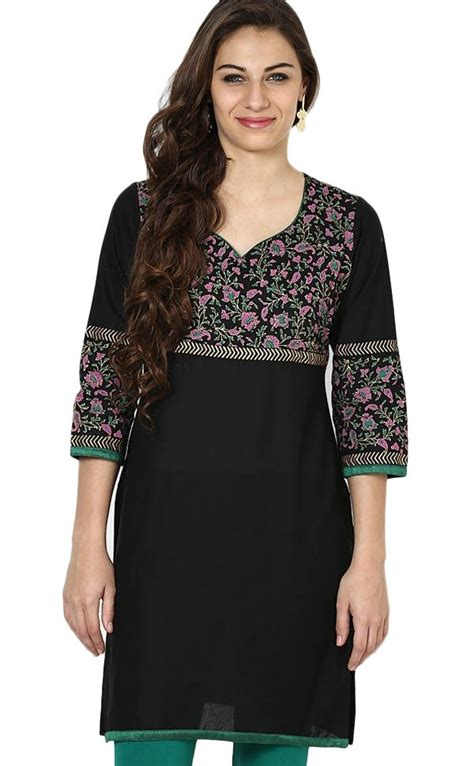 kurti neck pattern images different types of necklines to try in your kurtis