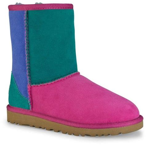 Uggs Patchwork - ugg classic patchwork