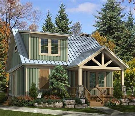 Plan 58550sv Adorable Cottage Cottages The Roof And Cottage Roof Plans