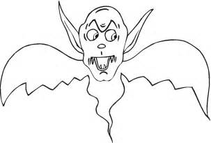 free printable vampire coloring pages kids