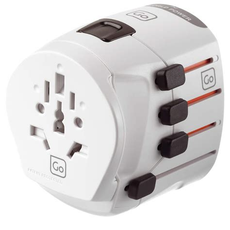 Travel Universal Adaptor earthed universal adapter worldwide travel adaptors