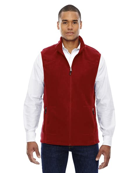 men s men s voyage fleece vest