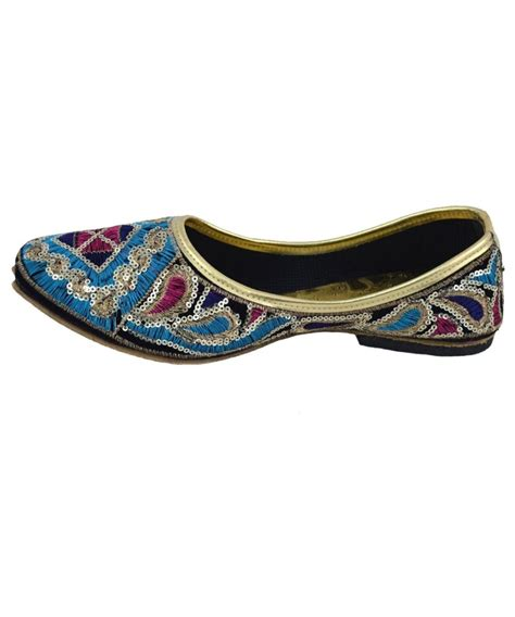indian flats shoes indian flat womens shoes with traditional paisley pattern