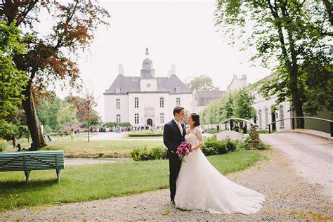 Schloss Hochzeit by Hochzeit Auf Schloss Gartrop Bei H 252 Nxe Cornelia Lietz