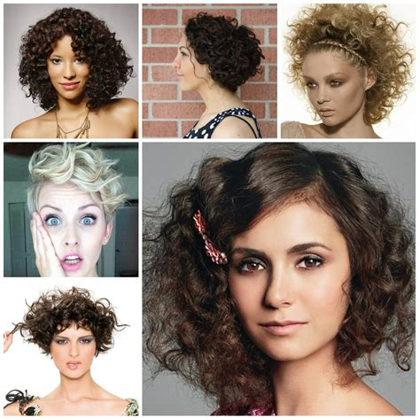Hairstyles For Curly Hair For by 2016 Trendy Hairstyles For Naturally Curly Hair 2017