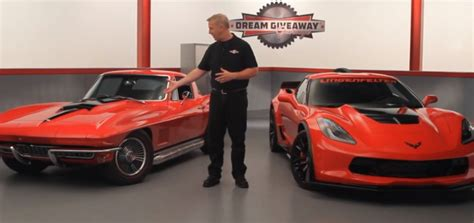 Dream Sweepstakes - corvette dream giveaway sign up gm authority