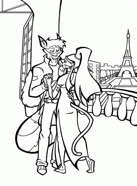 Sly Cooper Coloring Pages sly cooper coloring pages coloring home
