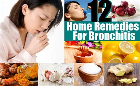home remedies for bronchitis images