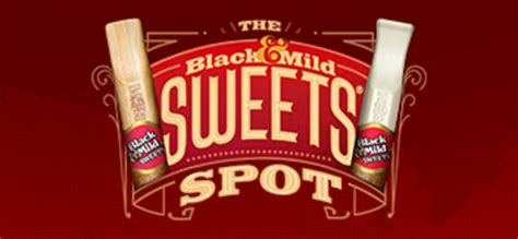 Black And Mild Giveaway - black mild the sweet s spot sweepstakes