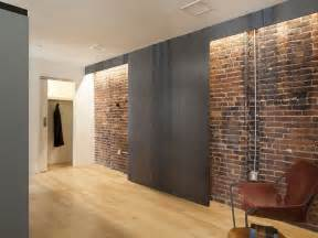 Exposed Brick Wall Interior Design Decorationscountry Home Interior Wall Design