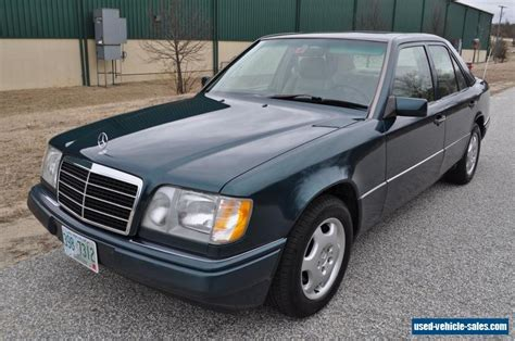 Mercedes For Sale Used by 1995 Mercedes E Class For Sale In The United States