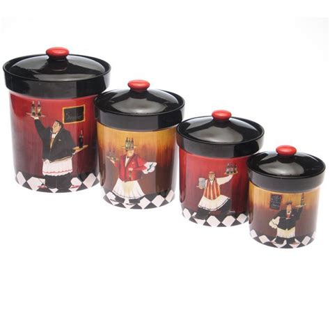 canisters 35 country kitchen canister sets ideas