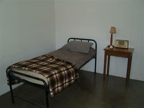 prison beds tracks4africa padkos prison robert sobukwe