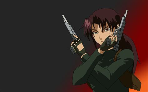 wallpaper black lagoon hd revy black lagoon wallpapers 42 wallpapers adorable