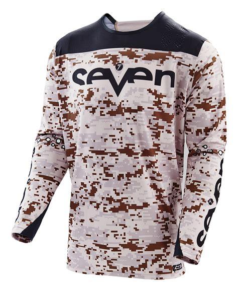 camo motocross jersey seven mx s zero camo motocross jersey ebay