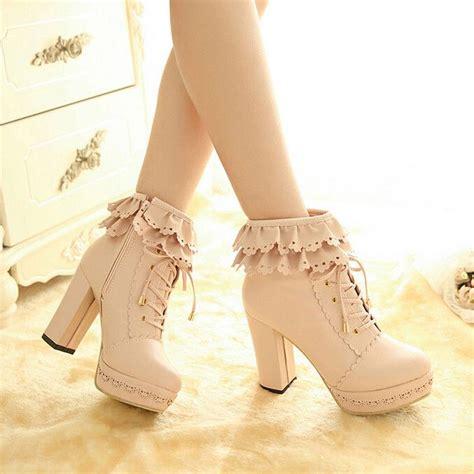 Sweet Heels 25 best ideas about lace high heels on