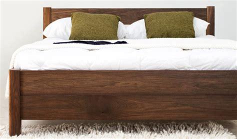 Timber Bedroom Furniture Sydney by Finland Timber Bed Frame Scandinavian Beds