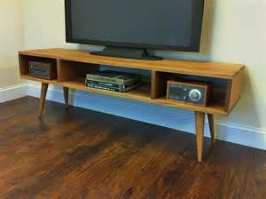 midcentury modern tv stand mid century modern tv stand media console with open