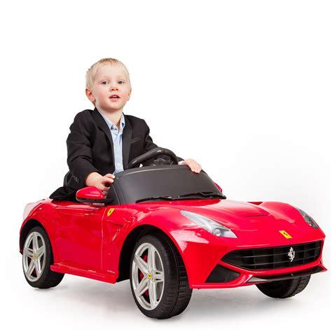 Kinderautos Ab 8 Jahren by Kinderauto Kinderauto Berlinetta Und Laferrari