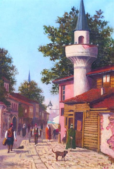 Istanbul Ottoman Empire Istanbul Ottoman Empire And Painting Drawing On