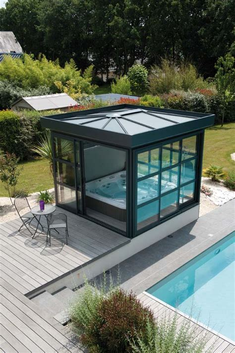 veranda spa les v 233 randas pour spa maison et spa