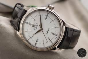 Rolex cellini time date and dual time