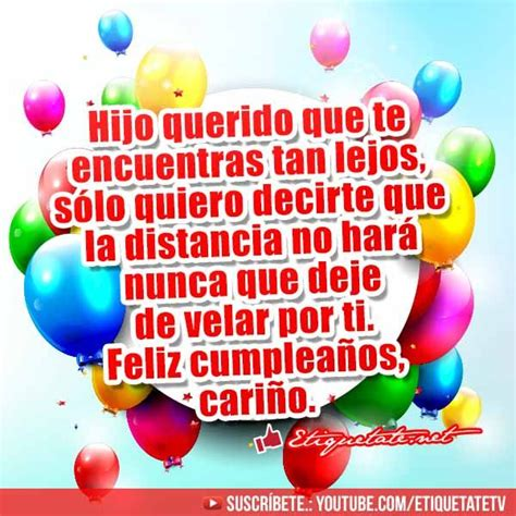imagenes de happy birthday para un hijo 11 best images about cumplea 241 os hijo on pinterest amigos