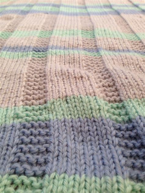 knitting stripes knitting a simple striped baby blanket alaska media