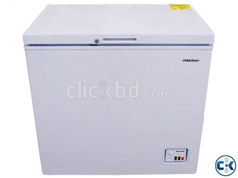 Freezer Sharp 200 Lt sharp freezer 200 liter hs g262cf w3x clickbd