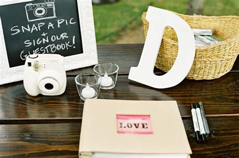 wedding guest book ideas diy
