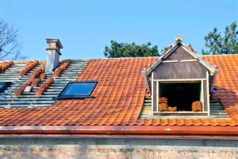 Tile Roof Installation The Basics Of Clay Tile Roof Installation