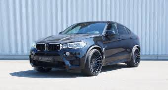 2016 bmw x6 m gets 640 hp and a carbon fiber bonnet from